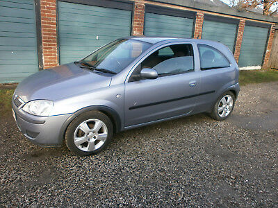 Vauxhall Corsa .vauxhall Corsa Energy Twinport 3 Door.spares Or Repair.