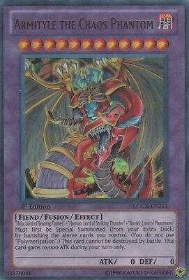 Armityle the Chaos Phantom - LCGX-EN211 - Ultra Rare - Unlimited Edition - Near