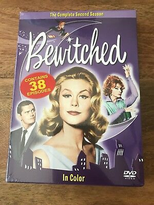 Bewitched: The Complete Second Season Collection (DVD, Disc Set)