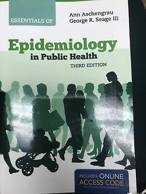 Essentials of Epidemiology in Public Health 3rd Ed. - New Access Code Included