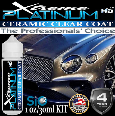 9H Ceramic Coating Car Wax High Definition Glass Coat Paint Protection Gloss