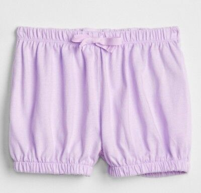 gap kids toddler girl pull on bubble shorts, size 4T,NWT