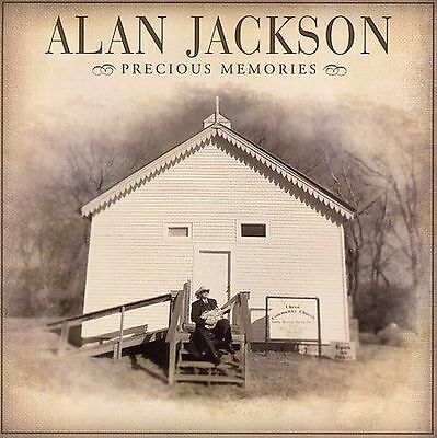 Brand New Sealed Cd Precious Memories, Alan Jackson