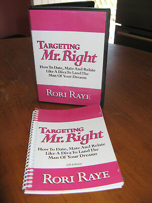 targeting Mr. Right:  How to Date, Mate and Relate Like a Diva to Land the Man