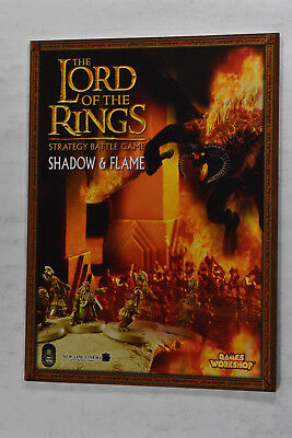 Shadow & Flame: Lord of the Rings Strategy Battle Game 2003 Games Workshop Ltd.