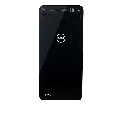 Dell XPS 8930 Tower Desktop with Intel Core i7-8700 Nvidia GeForce GTX 1080 8GB