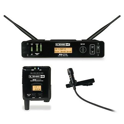 Line 6 XD-V75L Wireless Lavalier Microphone