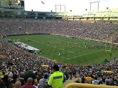 Packers vs Detroit; 30-Dec, 4 tickets together