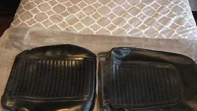 1969 Camaro Seat Covers Right Ride Passenger Standard Black