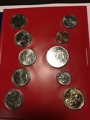 Great Unc. UNOPENED 2018-P & D United States Mint Set Coins GA860