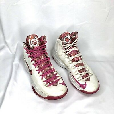 7bce7546b6d2 Nike KD 5 V Aunt Pearl Basketball Shoes Mens Size 8.5 Used