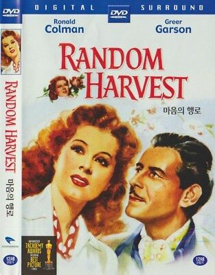 Random Harvest (1942) Ronald Colman / Greer Garson DVD NEW *FAST SHIPPING*