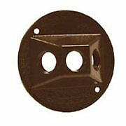 Pack of 20 Raco 5197-2 Weatherproof Round Cover