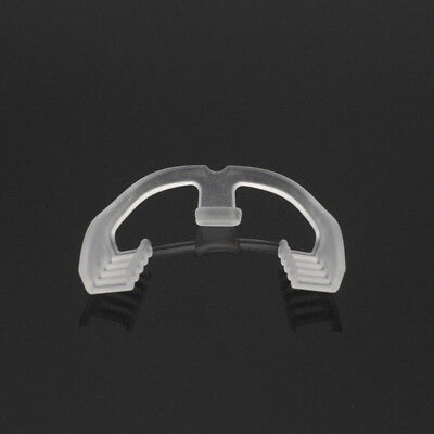 Sleep Aid Mouth Guard Anti Snore Mouthpiece Stop Teeth Grinding For Dental Lab