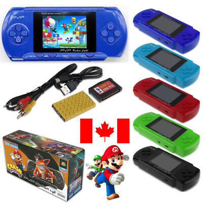 2.6'' Portable Video Handheld Game Console Player 3000 Games Built-In Retro