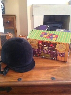 Charles & Owen Young Riders Hat RRP£40