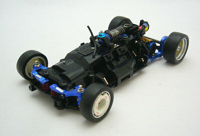 USED Kyosho Mini-Z MR-03VE Wide LM ASF 2.4GHz Chassis set