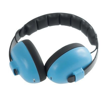Banz NEW Baby Bluetooth Ear Protectors Blue BNWT