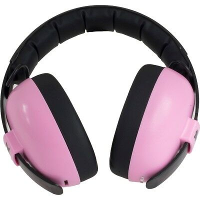 Banz Baby NEW Girls Bluetooth Ear Protectors Pink BNWT