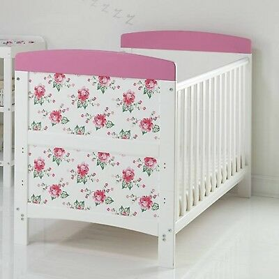Obaby Grace Cot Bed, Cottage Rose Brand New