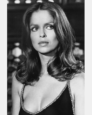 Barbara Bach 10 X 8   Inch   Photo  . Lovely  Image W