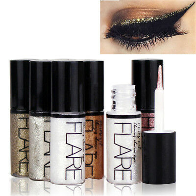 Glow Shimmer Shiny Eye Cosmetic Glitter Highlight Eyeliner Gel Liquid Eyeshadow