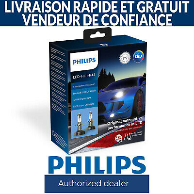 Gen2 Ultinon Led Phare De Tremeultinon Philips Ampoules Voiture X 0m8wOvNn