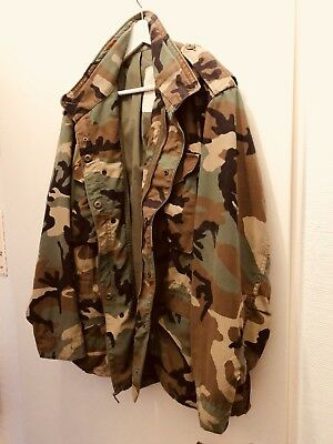 US Army M65 / Woodland in X- Large/ Regular