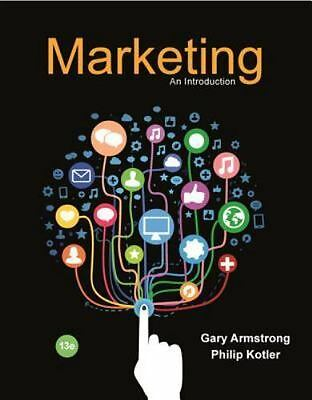 Marketing: An Introduction [13th Edition]