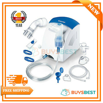 Beurer Nebulizer With Compressed Air Technology - IH25