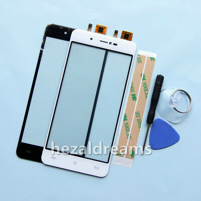 New Touch Screen Glass Digitizer Replace For CUBOT R9 5.0''+ Tools & 3M Tape