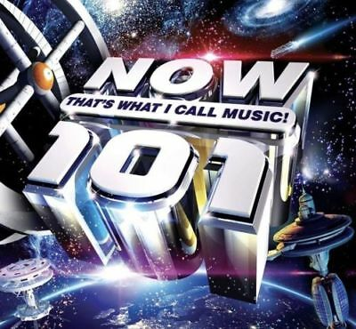 Now That's What I Call Music! 101 - Various Artists (Album) [CD]   new & sealed
