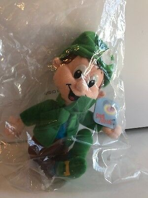 Vintage Lucky Charms Leprechaun General Mills Breakfast Breakfast Babies Plush