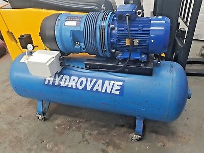 Compair hydrovane 502 service manual form