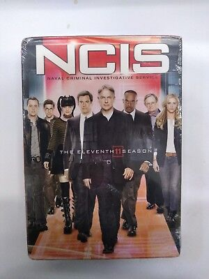 NCIS ~ Complete 11th Eleventh Season 11 Eleven ~ BRAND NEW 6-DISC DVD SET