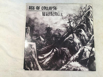 Age Of Collapse / Warscroll - Not On Label ‎– RS-69105
