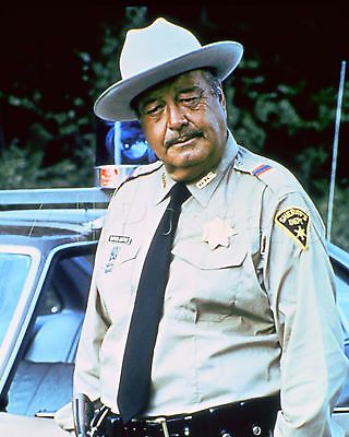 GLOSSY PHOTO PICTURE 8x10 Jackie Gleason Sheriff Buford T Justice