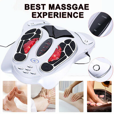 2018 New Electromagnetic Wave Pulse Foot/Feet Massager Circulation Booster