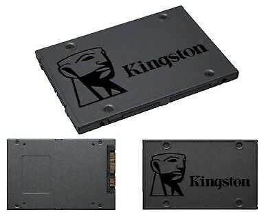 Kingston Technology SSD A400 120GB, 240GB, 480GB, Solid State Drive 2.5 Inch ⭐⭐⭐
