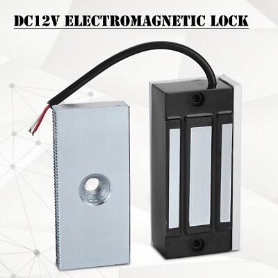 DC12V 60KG Lock Electronic Magnetic Door Lock Access Control System Durable SS