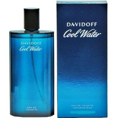 Zino Davidoff Cool Water Men 125 ml EDT Eau de Toilette