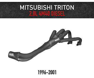 Headers / Extractors for Mitsubishi Triton MK 4M40 2.8L Diesel (1996-2001)