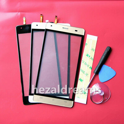 New Touch Screen Glass Digitizer Replace For Cubot Echo 5.0''+ Tools&3M Tape