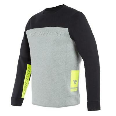 Dainese Contrast Sweatshirt Grey/Black