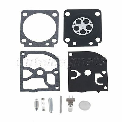 Carburetor Kit Trimmer Replacement For ZAMA RB-129 C1M-W26 A-C Series Carbs 1pc