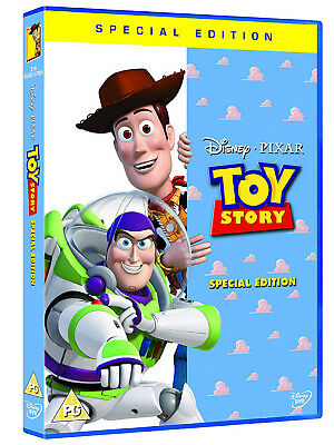 TOY STORY SPECIAL DVD John Morris Don Rickles Tom Hanks UK Release New R2