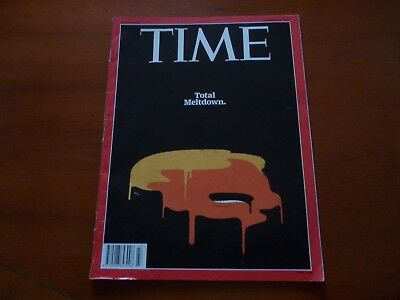 Time Magazine October 24 2016 Donald Trump Interest, U.s. - Russia *As Pictures*
