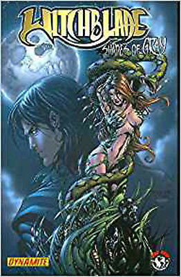 Witchblade: Shades of Gray, Reppion, John,Moore, Leah, Excellent Book