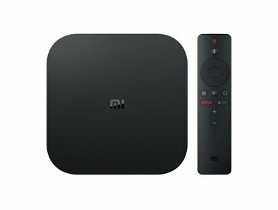 Xiaomi Mi Box S 4K HDR 2GB RAM Android TV 8.1 International Version WiFi HBO GO