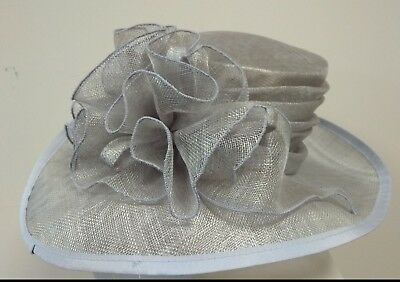 Ladies Occasion Wedding Races Mother Bride Hat